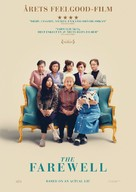 The Farewell - Swedish Movie Poster (xs thumbnail)