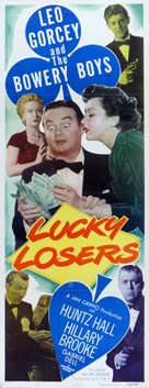 Lucky Losers - Movie Poster (xs thumbnail)