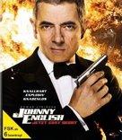 Johnny English Reborn - German Blu-Ray cover (xs thumbnail)