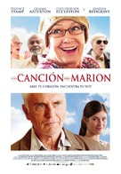 Song for Marion - Spanish Movie Poster (xs thumbnail)