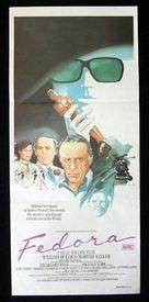 Fedora - Australian Movie Poster (xs thumbnail)