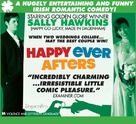 Happy Ever Afters - New Zealand Movie Poster (xs thumbnail)