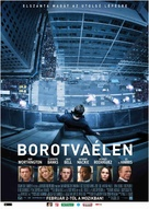 Man on a Ledge - Hungarian Movie Poster (xs thumbnail)