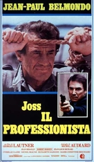 Le professionnel - Italian Movie Poster (xs thumbnail)