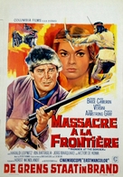 Winnetou und sein Freund Old Firehand - Belgian Movie Poster (xs thumbnail)