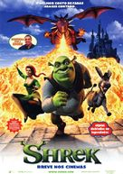 Shrek - Brazilian Movie Poster (xs thumbnail)