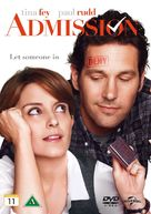Admission - Danish DVD cover (xs thumbnail)