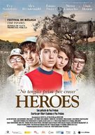 Héroes - Spanish Movie Poster (xs thumbnail)
