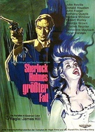 A Study in Terror - German Movie Poster (xs thumbnail)