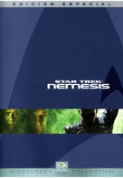 Star Trek: Nemesis - Spanish Movie Cover (xs thumbnail)