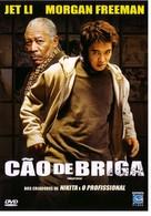 Danny the Dog - Brazilian DVD movie cover (xs thumbnail)