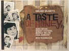 A Taste of Honey - British Movie Poster (xs thumbnail)