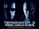 Terminator 3: Rise of the Machines - British Movie Poster (xs thumbnail)