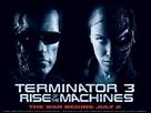 Terminator 3: Rise of the Machines - British Movie Poster (xs thumbnail)