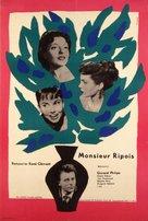 Monsieur Ripois       - Polish Movie Poster (xs thumbnail)