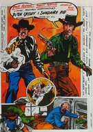 Butch Cassidy and the Sundance Kid - Polish Movie Poster (xs thumbnail)