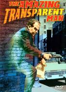 The Amazing Transparent Man - Movie Cover (xs thumbnail)