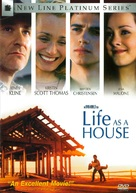 Life as a House - DVD cover (xs thumbnail)