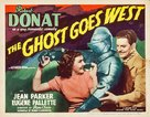 The Ghost Goes West - Movie Poster (xs thumbnail)