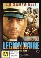 Legionnaire - New Zealand Movie Cover (xs thumbnail)