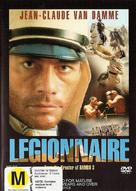 Legionnaire - New Zealand Movie Cover (xs thumbnail)