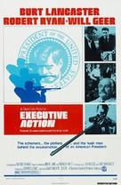Executive Action - Movie Poster (xs thumbnail)