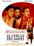 Circle of Friends - French Movie Poster (xs thumbnail)