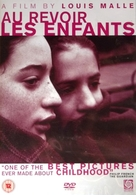 Au revoir les enfants - British DVD cover (xs thumbnail)