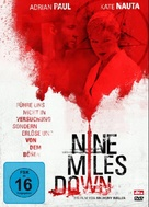 Nine Miles Down - German DVD cover (xs thumbnail)
