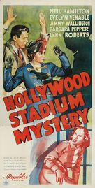 Hollywood Stadium Mystery - Movie Poster (xs thumbnail)