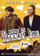 Hallam Foe - French DVD cover (xs thumbnail)