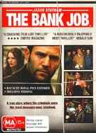 The Bank Job - Australian Movie Cover (xs thumbnail)