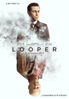 Looper - Italian Movie Poster (xs thumbnail)