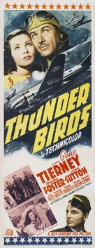 Thunder Birds - Movie Poster (xs thumbnail)
