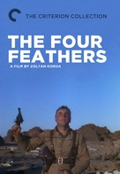 The Four Feathers - DVD movie cover (xs thumbnail)