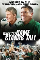 When the Game Stands Tall - Movie Cover (xs thumbnail)
