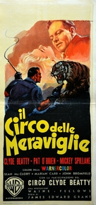 Ring of Fear - Italian Movie Poster (xs thumbnail)
