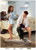 No Strings Attached - Slovak Movie Poster (xs thumbnail)
