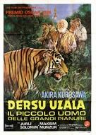Dersu Uzala - Italian Movie Poster (xs thumbnail)