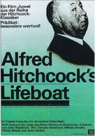 Lifeboat - German Re-release movie poster (xs thumbnail)