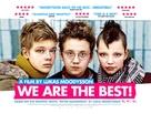 Vi är bäst! - British Movie Poster (xs thumbnail)