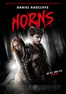 Horns - Dutch Movie Poster (xs thumbnail)