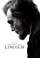 Lincoln - Slovenian Movie Poster (xs thumbnail)