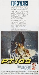 PT 109 - Movie Poster (xs thumbnail)