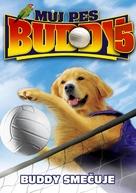Air Bud: Spikes Back - Czech DVD movie cover (xs thumbnail)