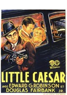 Little Caesar - Belgian Movie Poster (xs thumbnail)