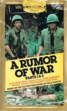 A Rumor of War - Australian VHS cover (xs thumbnail)