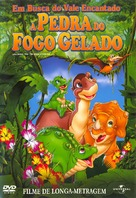 The Land Before Time 7 - Brazilian DVD cover (xs thumbnail)