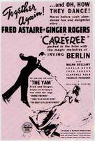 Carefree - Movie Poster (xs thumbnail)