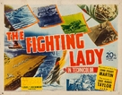 The Fighting Lady - Movie Poster (xs thumbnail)